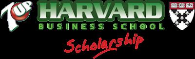 7UP Harvard Business School Scholarship, USA