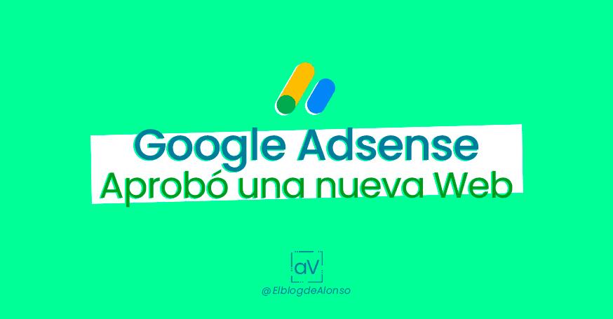 Google Adsense aceptó una Web con 3 Artículos