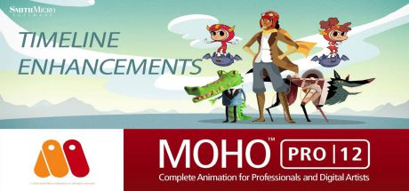 Anime Studio 12 - Moho12 Full Key