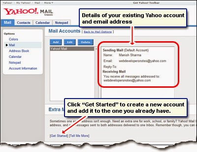 Business Management Unit: How to establish your Yahoo! Mailing Account?