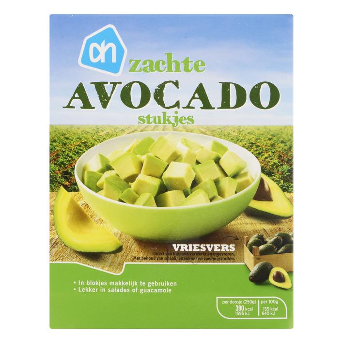 avocado bruin van binnen