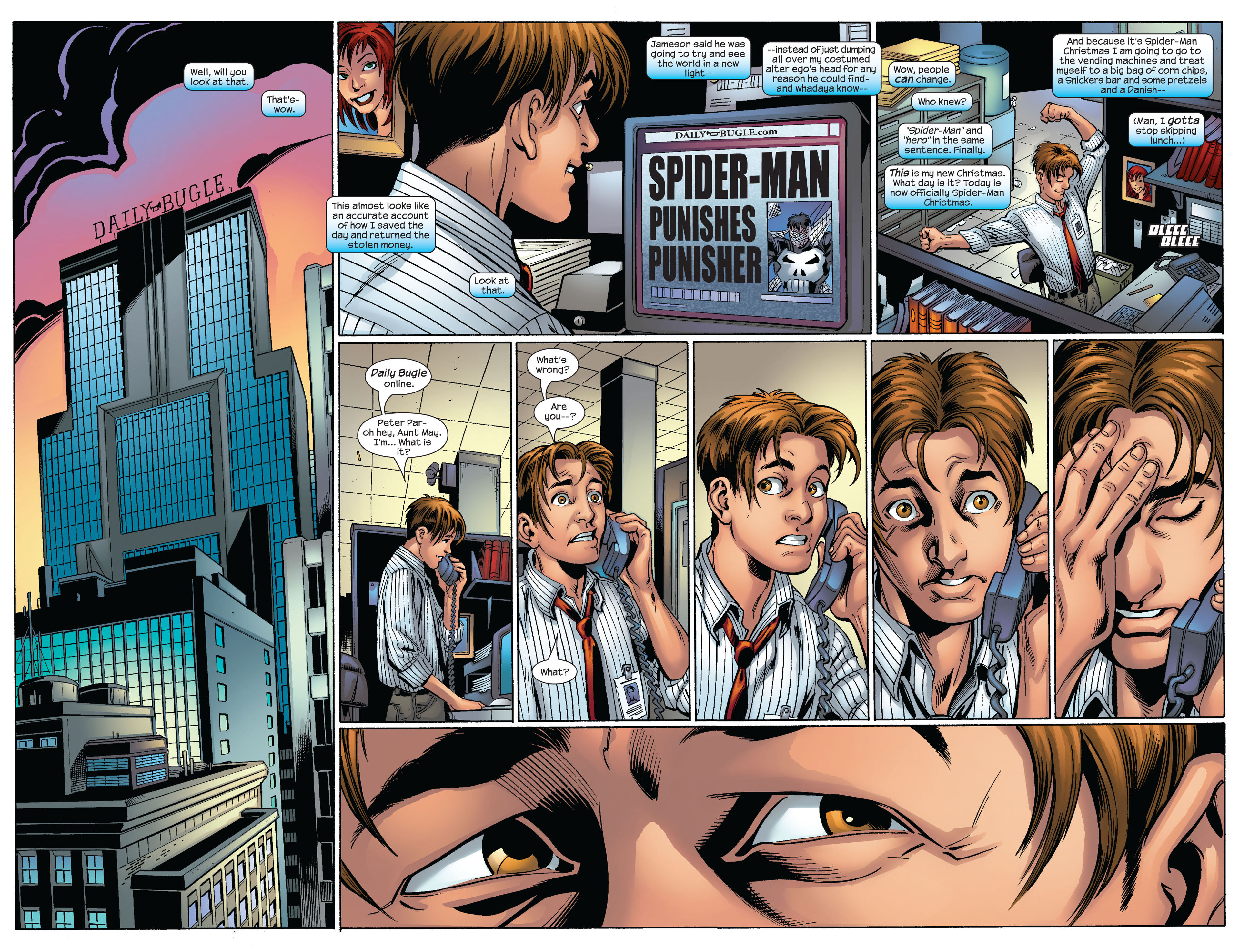 Read online Ultimate Spider-Man (2000) comic -  Issue #63 - 5