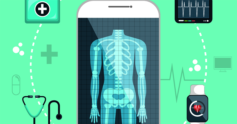 This Is What Your Phone Does with Your Personal Health Data
