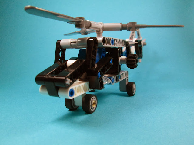 Set LEGO 42020 Technic Helicóptero