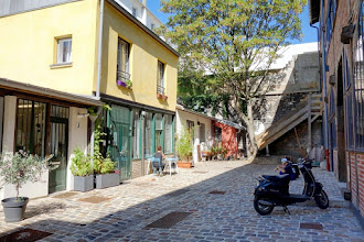 Paris : Cour de l'Industrie, perpétuation d'une tradition artisanale et artistique, renaissance d'une cour industrielle du XIXème siècle - XIème