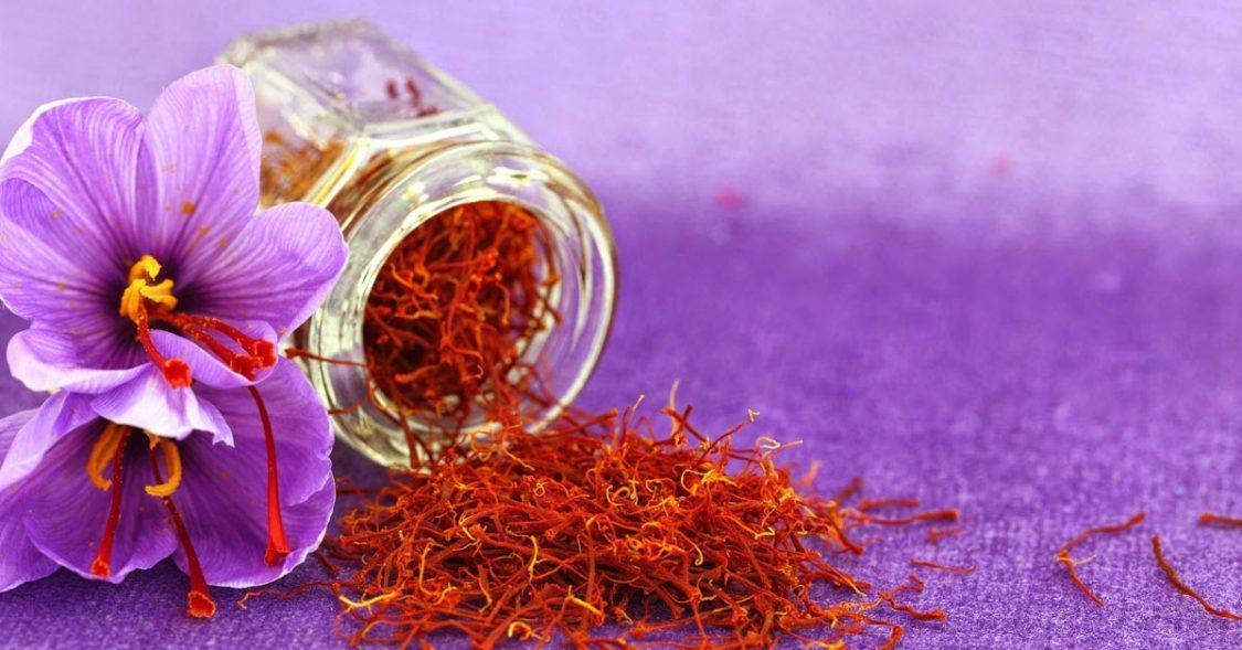 Ayurveda Herbs - Saffron for Beautiful and Glowing Skin