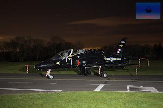 RAF BAE Hawk T mk1 Trainer Cosford