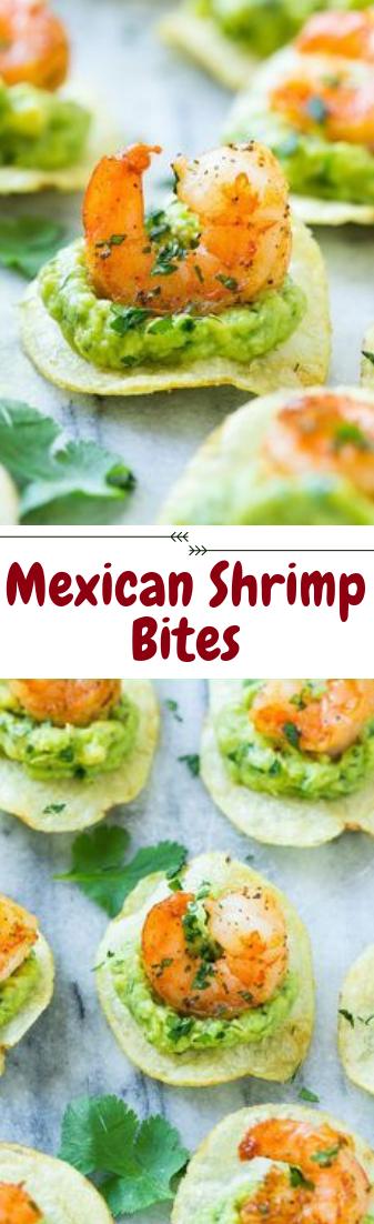 Mexican Shrimp Bites #dinner #shrimprecipe