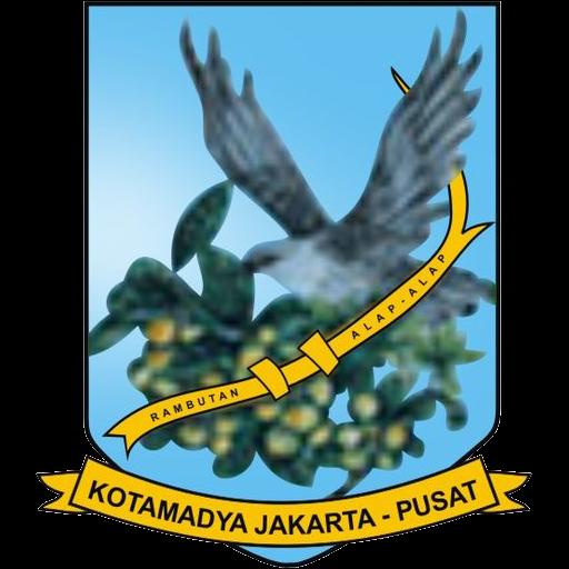 Logo Lambang Jakarta Pusat