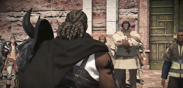 El parche 4.1 de Final Fantasy XIV: Stormblood llegará el 10 de octubre