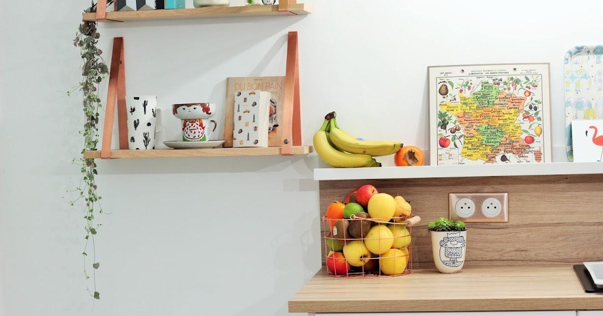La d co de notre nouvelle cuisine camelie for Nouvelle decoration cuisine