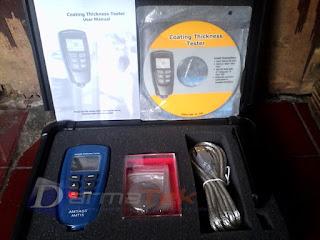Darmatek Jual Amtast AMT-15 Coating Thickness Meter