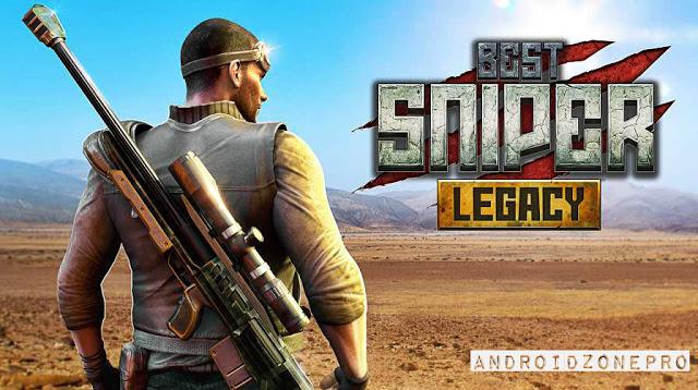 Télécharger Best Sniper Legacy v1.06.5