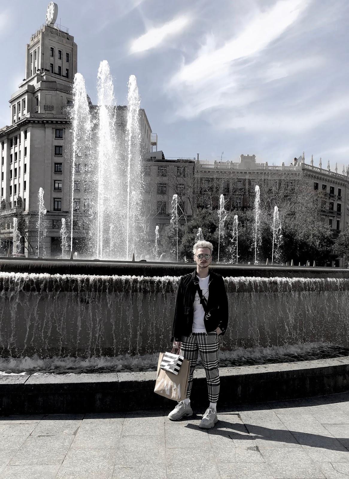 Barcelona mens street style