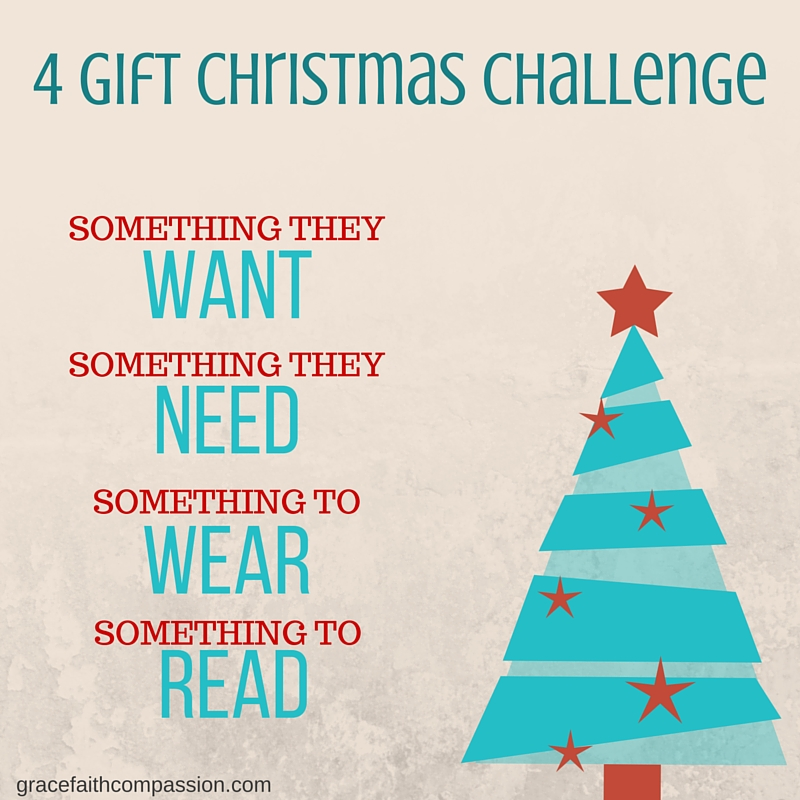 two recommendations in the four christmas gift challenge sports and spirituality style