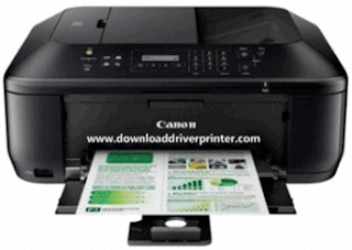 Download Canon Pixma MX459 Series Drivers