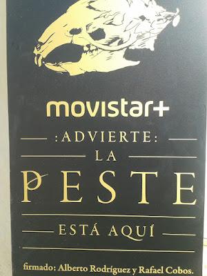 Poster La Peste serie