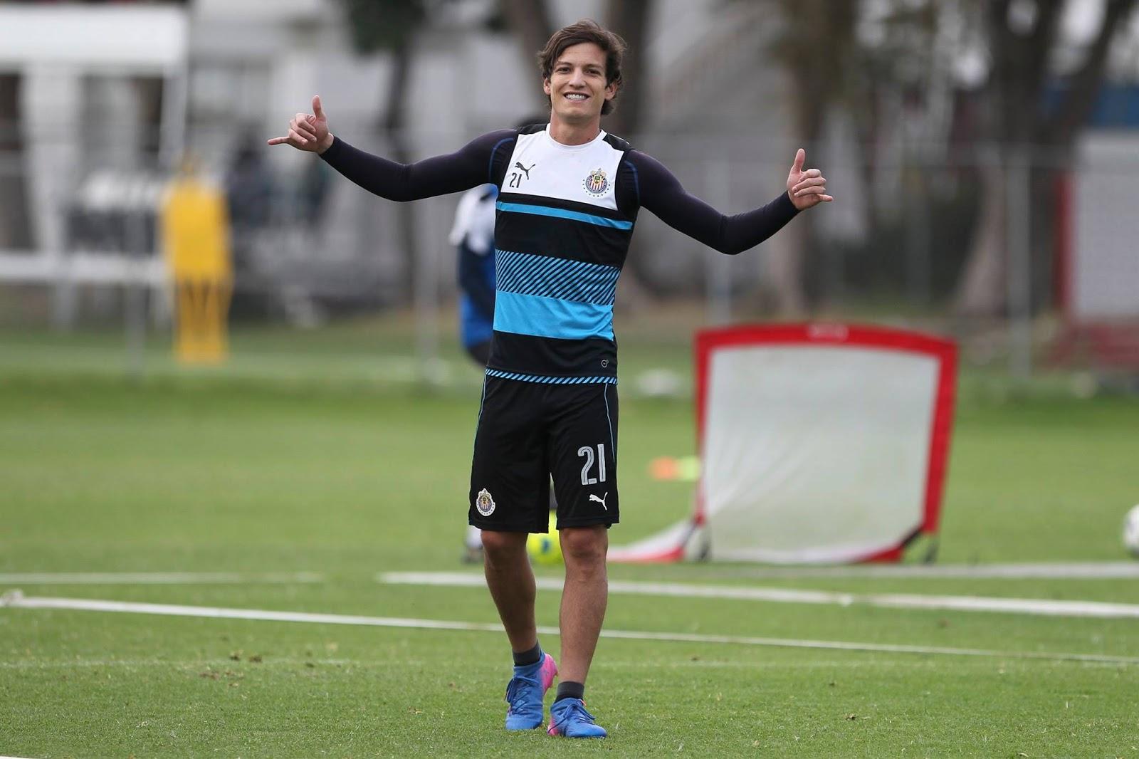 Fierro ha ido ganando minutos y confianza bajo el mando de Matías Almeyda.