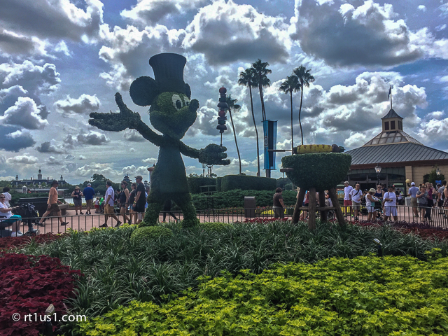 EPCOT's International Food and Wine Festival at Disney