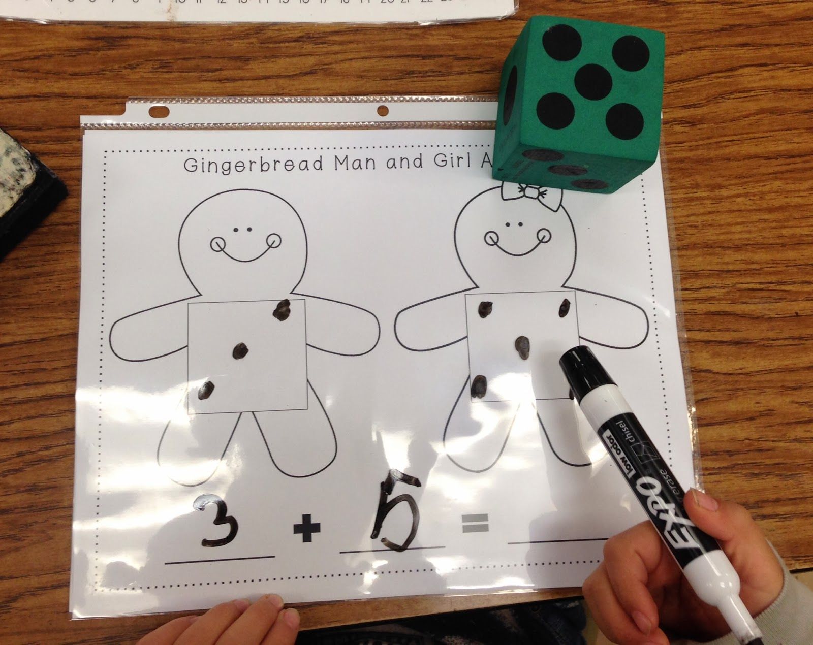 the gingerbread man addition sheet addition gingerbread man.html