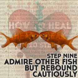 How To Get Over An Ex In 20 Steps, Step Nine: Admire Other Fish, But Rebound Cautiously