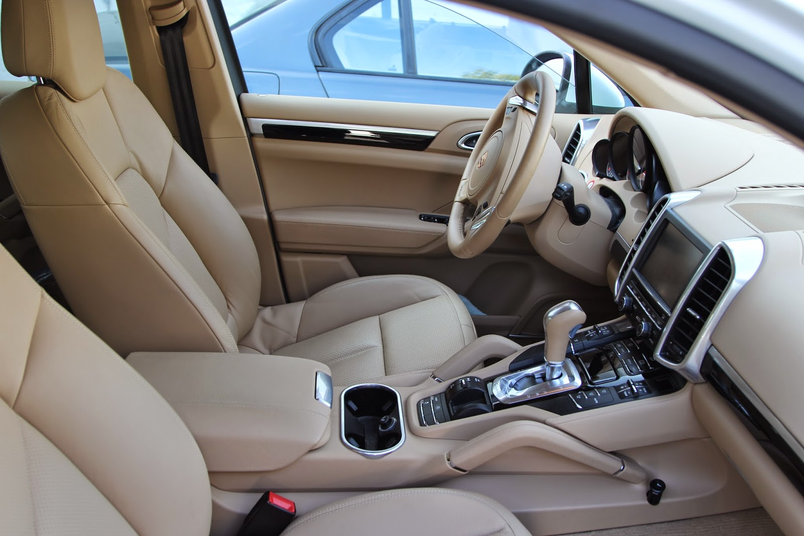 Cooks Upholstery and Classic Restoration: Porsche Cayenne Heated
