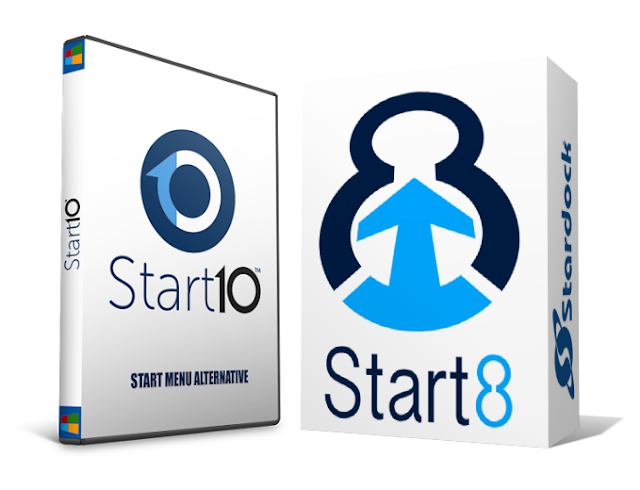 [GIVEAWAY] Stardock Start10 & Start8 [FULL EDITION]