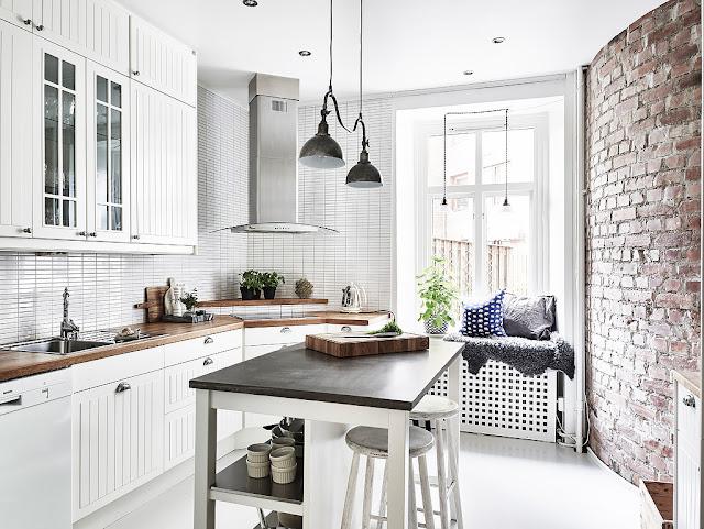 Amenajare scandinavă plină de farmec într-un apartament de 117 m²
