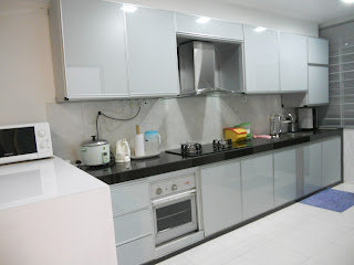 It S My Life Little Kitchen Kos Pasang Kabinet Dapur