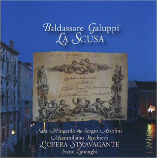 "Baldassare Galuppi (1706-1785): Kantate ""La Scusa"""