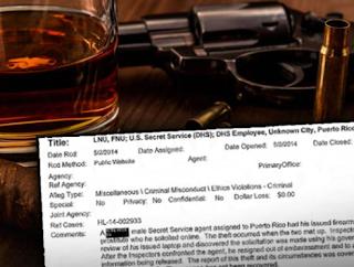 Secret Service Sex Scandals Government Documents