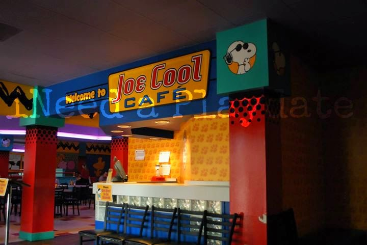 Joe Cool Cafe at Cedar Point | @MryJhnsn