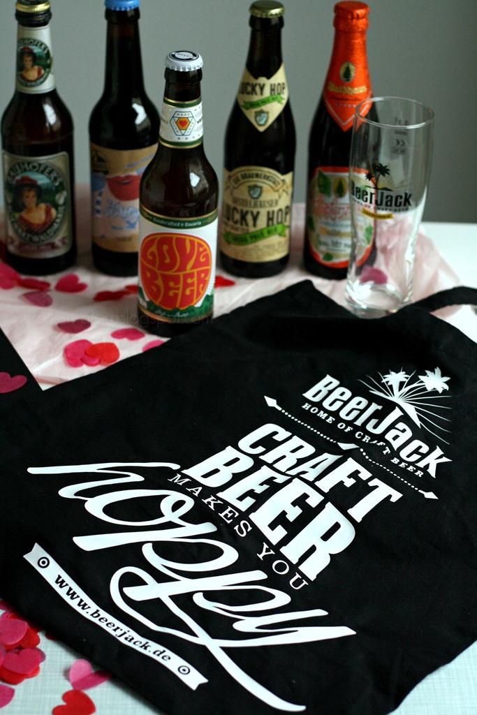 Beer Jack der neue Online Shop für Craft Beer, Craft Beer online kaufen, verschiedene Sorten Craft Bier, Valentinstagsgeschenk für Männer, individuelle besondere Geschenkidee zum Valentinstag, Geschenk zum Vatertag, Beer Jack Bierbox Valentinstag-Box, Love Bier, Geschenk zum Thema Liebe, Craft Beer Brauerei, www.beerjack.de