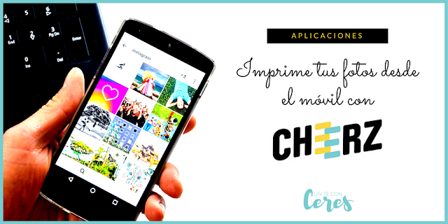 imprimir fotos instagram, cheerz