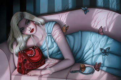 The Purse Strings, Sarah Joncas