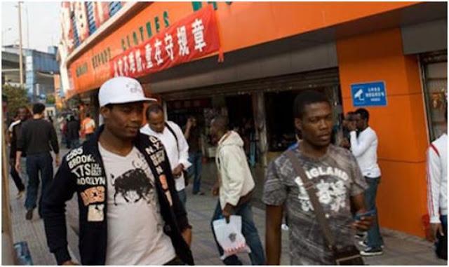 Afrika Kecil, Guangzhou