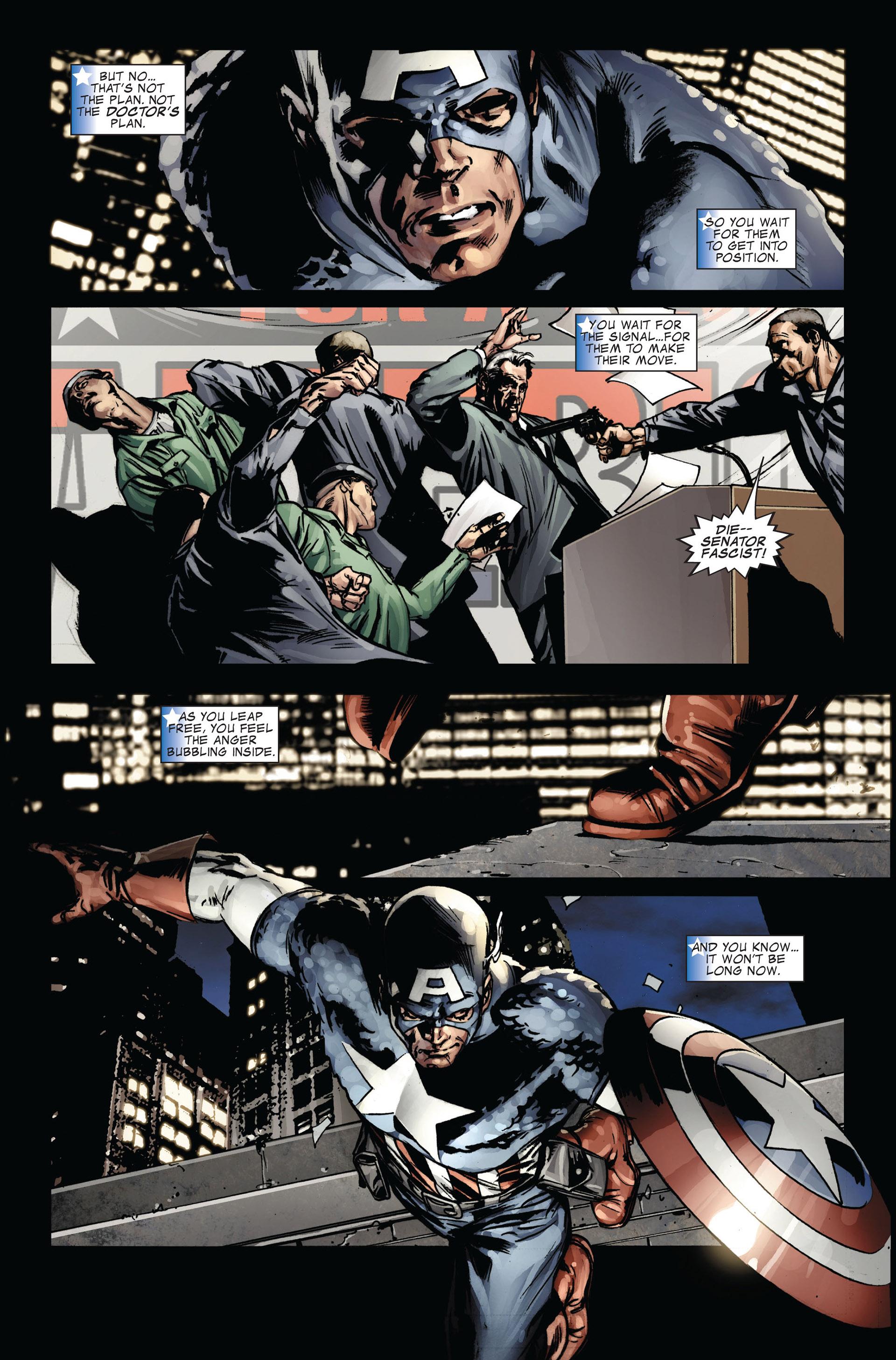 Captain America (2005) Issue #39 #39 - English 5