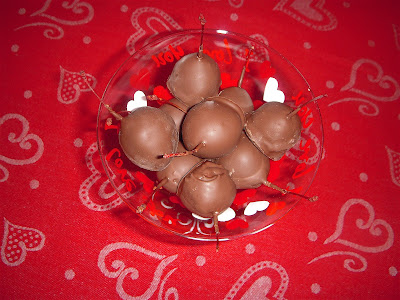 Margaret's Morsels   Chocolate Covered Cherries