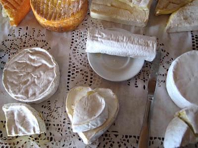 formaggi della normandia