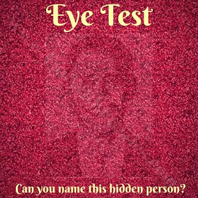 Hidden face puzzle picture