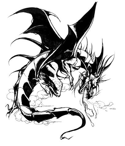 Fun Fil Black Dragon