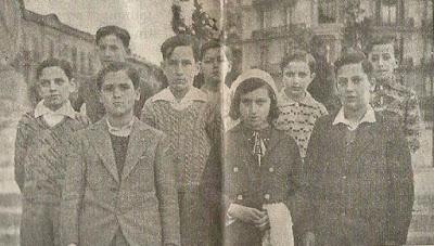 I Campeonato Infantil de Barcelona 1932, equipo del Club Ajedrez Barcelona