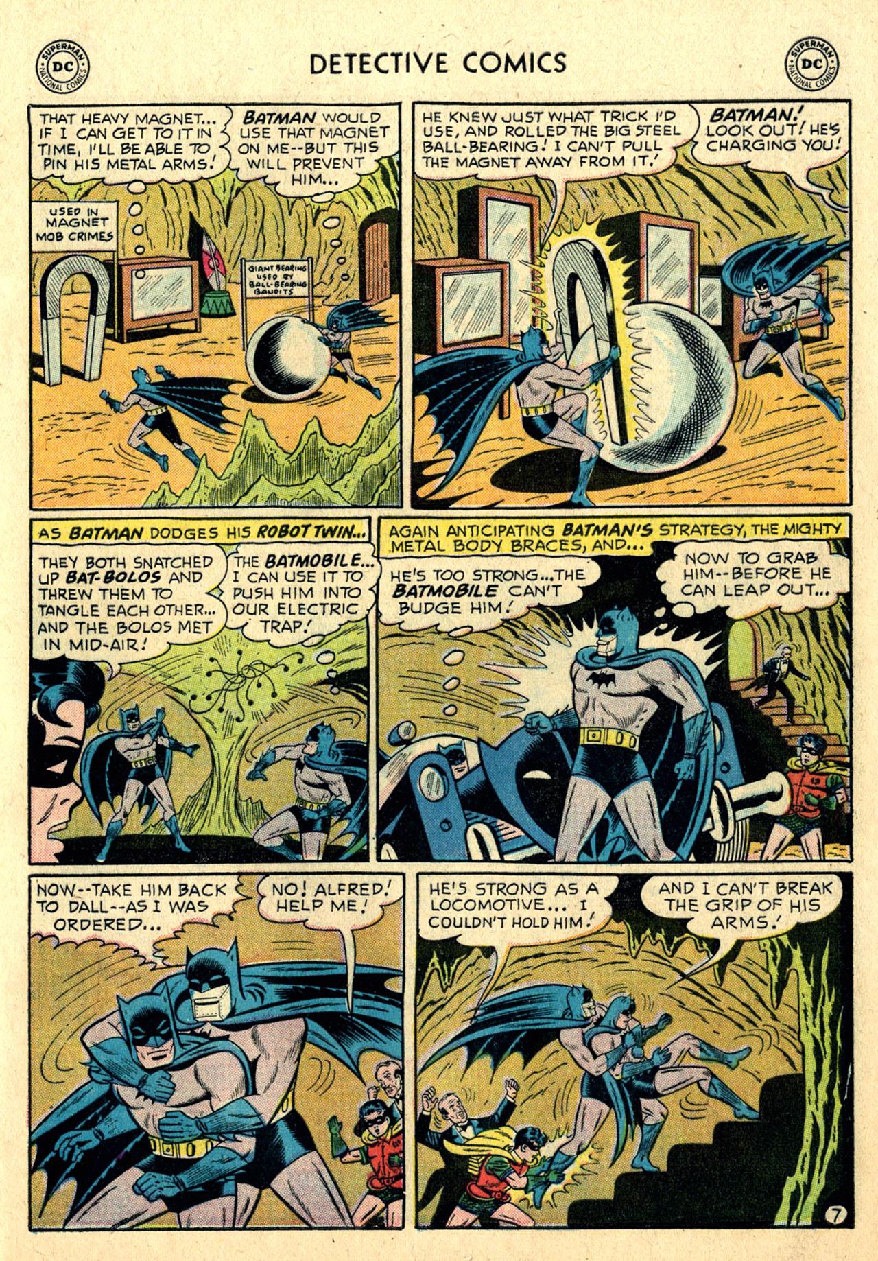 Read online Detective Comics (1937) comic -  Issue #239 - 9