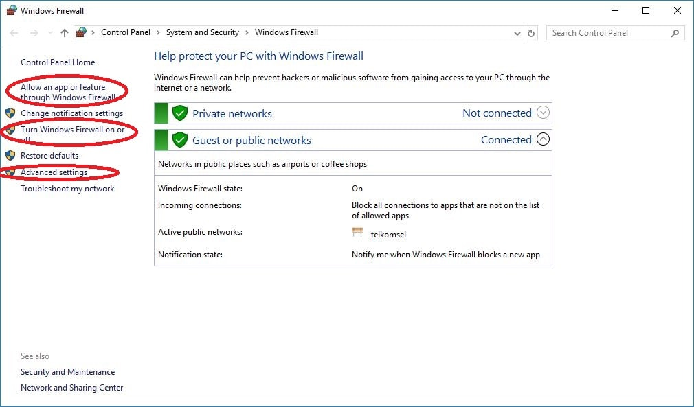 Pengertian Dan Penjelasan Firewall System (Lengkap) - Tips ...