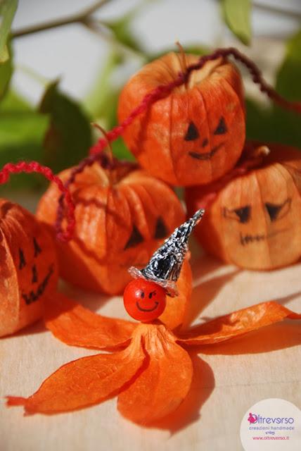 zucchette halloween fai da te