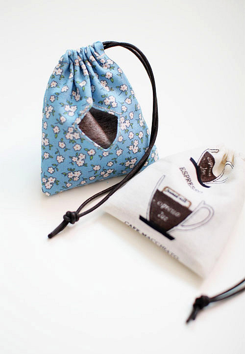 DIY: Scented Sachet Bag Tutorial. Craft Ideas. Step-by-Step Tutorial