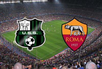 موعد مباراة روما وساسولو 18-05-2019 فى الدوري الايطالي