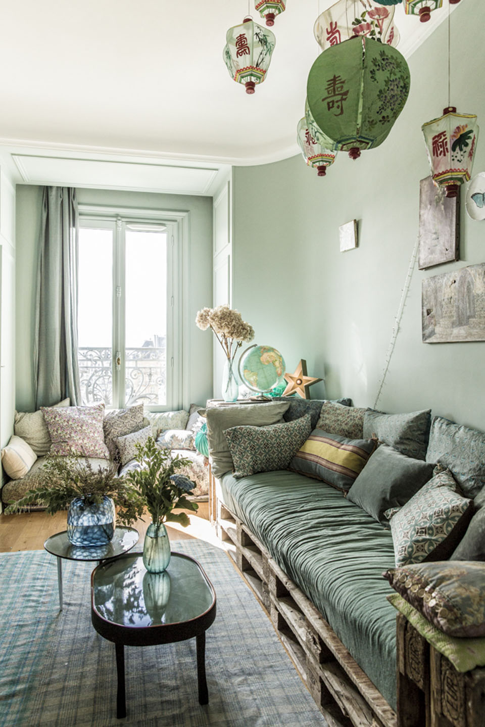 Decordemon An Apartment In The Heart Of Historic Paris