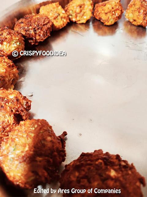 Veg Manchurian gravy without maida