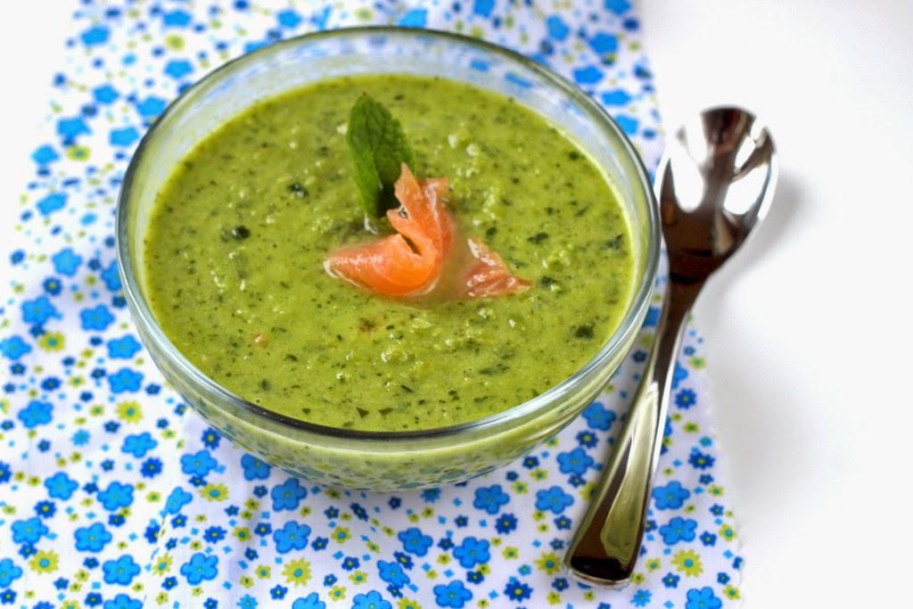 zupa, krem, zupa z zielonego groszku, rukiew wodna,